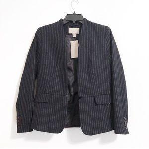 H&M | Wool Blend Open Blazer